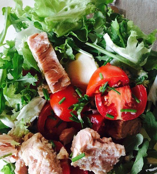 Tuna Salad (GF)