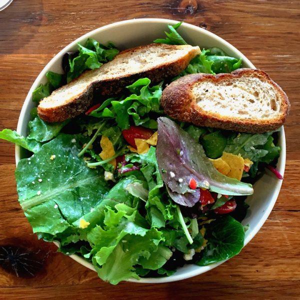 Oshi's Salad (GF)